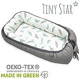 TinyStar: Multifunktionales Babynest Nestchen Für Baby Kuschelnest 0-6 Monate
