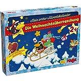 Haba 300749 Mein erster Adventskalender- Die Weihnachtsüberraschung ab 2 Jahren