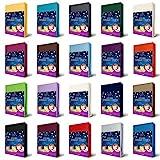 EllaTex FROTTEE KINDER Spannbettlaken 70 x 140 cm für Kinderbett / Babybett, in Farbe: Weiß