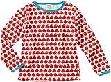 Loud + Proud Unisex - Baby Sweatshirt 205, Gr. 74/80, Rot (tomato)