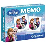 Clementoni 13483.0 - Memo Kompakt Frozen - Die Eiskönigin