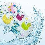 Badewannenmatte Badewanneneinlage Baby Wanneneinlage BliGli Frosch Suckers Kunststoff...