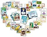 44 wunderbare Babykarten - Meilensteine für das erste Lebensjahr und eine Erinnerung fürs ganze Leben, Geschenk zur Geburt