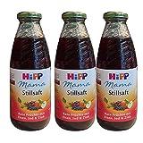 Hipp Mama Stillsaft Rote Früchte, 3er Pack (3x 500ml Flasche)