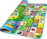 StillCool Crawl Mat Baby-Kind-Kleinkind Spielteppich Spielmatte Babyschleichenmatte Picknick-Decke (M)