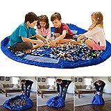 Boonor Kinder Aufräumsack Spieldecke Spielzeug Speicher Tasche Aufbewahrung Beutel...