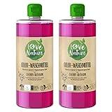 Love Nature Color-Waschmittel Cherry Blossom, 40 Waschladungen, nachhaltiges Flüssigwaschmittel,...