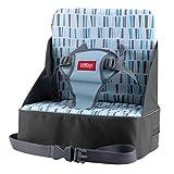 Nuby Booster seat Sitzerhöhung für Reisen, faltbar, Reisetasche verwandelt sich in Boostersitz,...