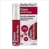 BetterYou Eisen Direkt Spray - gut verträglich durch Aufnahme über die Mundschleimhaut - hohe...