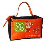 Erste Hilfe Set für Kinder, Baby bis Jugendlicher, 135 Teile, Verbandmaterial CE-Zertifiziert und...