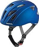 ALPINA XIMO LE Fahrradhelm, Kinder, blue, 45-49