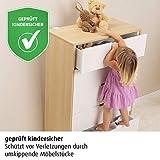 reer Möbel-Kipp-Sicherung, clevere Wand-Befestigung für Möbel, vom schwäbischen...