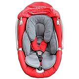 Maxuals® Universal-Sitzverkleinerer für Kinderwagen, Babyschale, Kissen, Autositz, atmungsaktiv,...