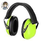 WADEO Gehörschutz Kinder Kids Baby Gehörschutz Stirnband Ohrenschützer Kidz Ohrenschützer Lärmschutzkopfhörer Für Kinder Lärmschutz Kopfhörer