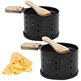 Winkey Candle Slow Oven Käsebrot Grill, Picknick Küche liefert keinen Strom, tragbare Waffel Mais Hot Dog Presser Maker für Outdoor-Kochparty, Barbecue Tool Sweet Cooking