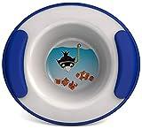 Ornamin Thermoschale für Kinder 200 ml 'Clownfisch' (Modell 203) / Warmhalteteller, Kinderteller, Esslernteller