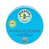 Penaten PENATEN Wundschutzcreme, beruhigende Baby Wundschutz Creme mit Zinkoxid für Schutz im...