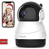Victure 1080P FHD WLAN IP Kamera, Überwachungskamera mit Nachtsicht, Bewegungserkennung,...