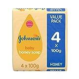Johnson's Baby Honig Seife 4x100g
