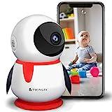 2020 Twingsy Wunderschöne Überwachungskamera für Baby und Haus   Full-HD WLAN IP 1080p Babyphone mit Kamera für iPhone/Android.