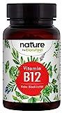 Vitamin B12 1000µg 200 Tabletten - Der VERGLEICHSSIEGER 2019* - Beide Bioaktiven B12 Formen...