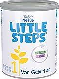 Nestlé LITTLE STEPS 1 Anfangsnahrung, von Geburt an, 1er Pack (1 x 800g)