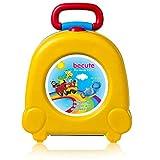Reise-Töpfchen für Kinder, tragbares Baby-Reisetöpfchen, Trainings-Toilettensitz, Urinal-Auto,...