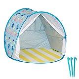 Babymoov A038209 Baby-Strandmuschel Parasol LSF 50+, mehrfarbig