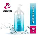 Easy Glide Intimate Gleitmittel auf Wasserbasis (1000 ml) Gleitmittel mildert Empfindungen und wird...