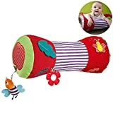 Schimer Baby kriechende Rolle Baby weich angefülltes Rollenkissen Baby-Eignungs-Spielzeug