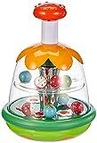Chicco Magischer Kreisel, Kreiselspielzeug, Großer Knopf und Zentraler Spiegel zum Erlernen des...