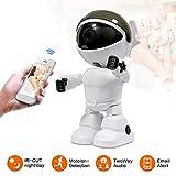 DBM-TOR 2MP HD Wireless IP-Kamera Wi-Fi-Roboterkamera Babyphone mit Zweiwege-Audio- und...