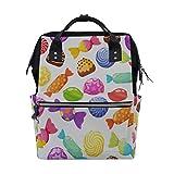 Yummy Sweet Candy Dessert Große Kapazität Windel Taschen Mummy Rucksack Multi Funktionen Wickeltasche Tote Handtasche Für Kinder Babypflege Reise Täglichen Frauen