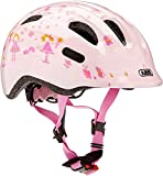 ABUS Unisex Jugend SMILEY 2.0 Fahrradhelm, rose princess, S