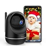 Victure Dualband 2,4Ghz und 5Ghz Baby Kamera 1080P Überwachungskamera WLAN, FHD Babyphone mit...
