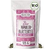 Himbeerblättertee Bio 125 Gramm - Himbeerblättertee Schwangerschaft zur Geburtsvorbereitung I 100%...