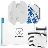 Beartop Steckdosenschutz für Steckdose Steckdosen |Steckdosensicherung für Babys Kinder |...