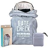 Kinderwagen Transporttasche – Kinderbuggy Tasche und Reisetasche ideal für den Gate Check in beim...