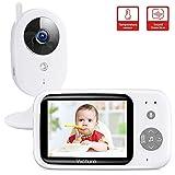 Victure Babyphone mit Kamera, Video Baby Monitor/Baby Überwachung, 3.2' Wireless Digital LCD...