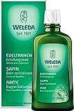 WELEDA Edeltannen Erholungsbad, Naturkosmetik Bio Bade Essenz mit ätherischen Ölen von Fichten und...