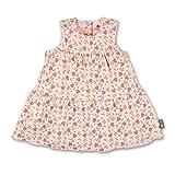 Sterntaler Mädchen Baby-Kleid mit UV-Schutz, Alter: 6-9 Monate, Größe: 74, Rosa