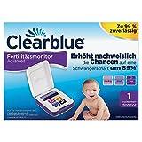 Clearblue Kinderwunsch Fertilitätsmonitor: Zykluscomputer für Eisprung mit...
