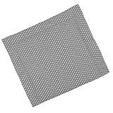 Sugarapple Wickelauflage 85 x 75 cm ca. 3 cm dick mit Oberstoff aus 100% Baumwolle, innen weich und...