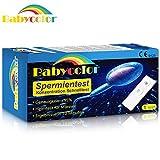 Fruchtbarkeitstest, Zeugungsfähigkeit Spermien Test, Spermien Fertilityscore Schnell Zuhause Test,...