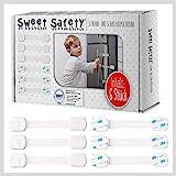 Sweet Safety® Baby Schubladensicherungen – Bombenfest – TÜV Schadstoff geprüft –...