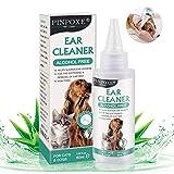Ohrenreiniger Hund, Ohrreiniger für Hunde, Katzen, Dog Ear Cleaner, Ohrenschmalz Reiniger Halt...