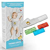 Babywohl Thermo-Gürtel PLUS Anti-Kolik Gürtel und Baby Wärmflasche