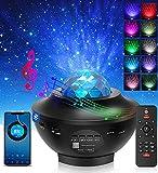 LED Sternenhimmel Projektor - Aibeau LED Sternenlicht Projektor Nachtlicht Lampe &...