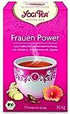6er Pack Yogi Tee BIO Frauen PowerTee, 17 Btl. à 1,8g