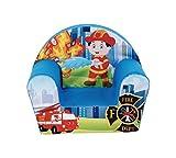Knorrtoys 68332 - Kindersessel - Fireman